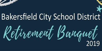 BCSD Retirement Banquet 2019
