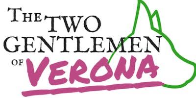 TWO GENTLEMEN OF VERONA - STRATFORD