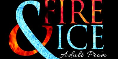 """""""Fire & Ice"""" Adult Prom"""