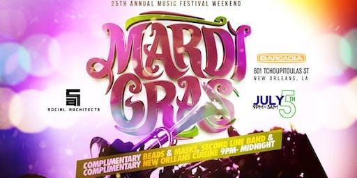 ESSENCE MUSIC FESTIVAL - MARDI GRAS PARTY