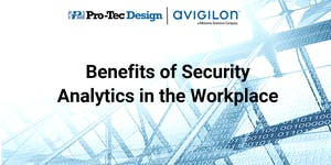 Benefits of Security Analytics in the Workplace