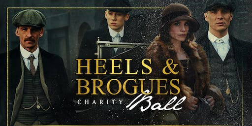 Heels and Brogues Charity Ball 'By Order of the Peaky Blinders'