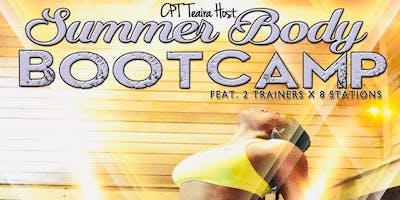 Summer Body Boot-camp
