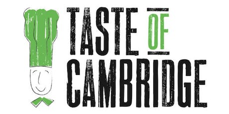 The 17th Annual TASTE OF CAMBRIDGE! tickets