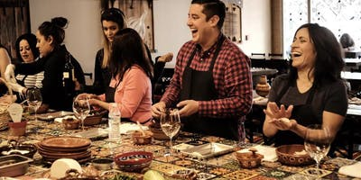 Family Style Cooking Class