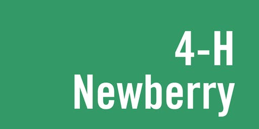 Newberry County 4-H Kids in the Kitchen Day Camp