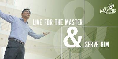 The Master's Program Christian Leadership Introduction in Dallas - November