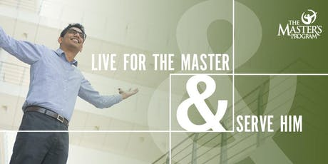 The Master's Program Christian Leadership Introduction in Dallas - November tickets