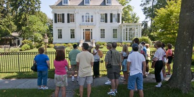 Gilded Age Morristown: Foote Mansion and Gardens Tour