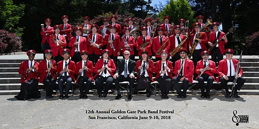 Golden Gate Park Band Concerts