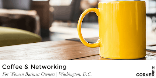 Coffee & Networking - Washington, DC