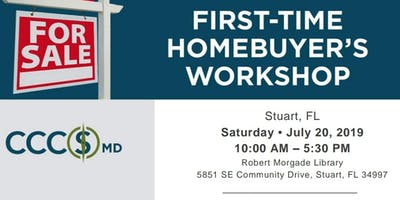First Time Home Buyer's Workshop - Martin County