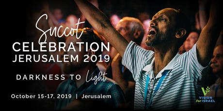Succot Celebration Jerusalem 2019: Darkness to Light tickets