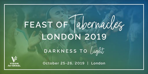 Feast of Tabernacles London 2019: Darkness to Light