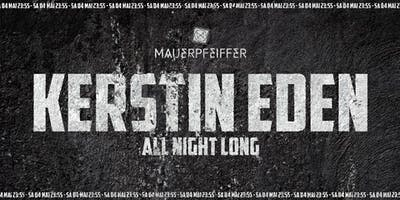 KERSTIN EDEN - ALL NIGHT LONG
