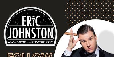 VFS exclusive Comedy Night: with Headliner & VFS Alumni Eric Johnston