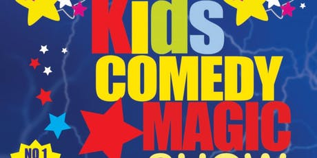 Kids Comedy Magic Show 2019 Tour - CAVAN tickets