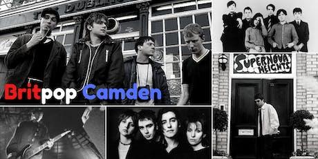 Britpop Camden Tour tickets