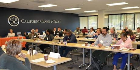 Financiamiento para el éxito de tu negocio - San Diego 2019 boletos
