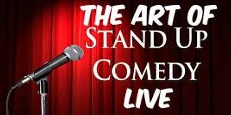 The Art of Stand Up Comedy Live - Greenwich Village  tickets