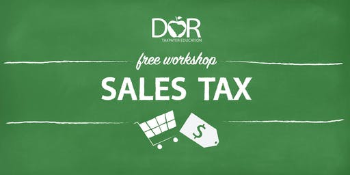Sales Tax Workshop