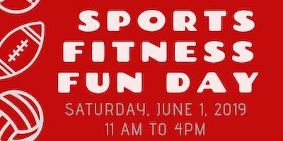 Sports Fitness Fun Day at Woodward Academy