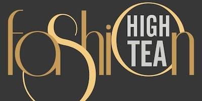 FASHION HIGH TEA 2019