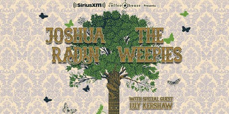 SiriusXM Coffeehouse Tour featuring Joshua Radin & The Weepies tickets