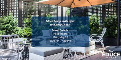 Educe Group Happy Hour at ATD Conference