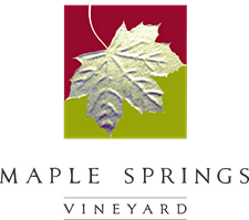 Maple Springs Vineyard logo