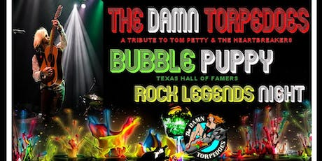 The Damn Torpedoes and Bubble Puppy tickets