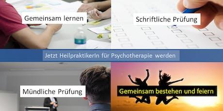 Heilpraktiker Psychotherapie Ausbildung Berlin Tickets