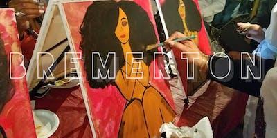 Ladies Paint Night - Bremerton