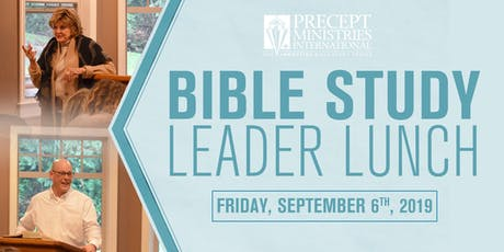 Bible Study Leader Lunch with Kay Arthur & David Arthur tickets