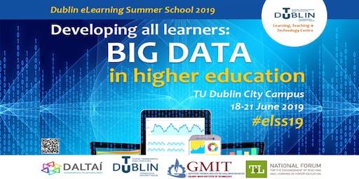 Dublin eLearning Summer School 2019