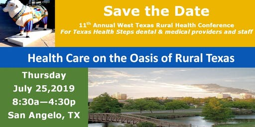 11th Annual West Texas Rural Health Conference