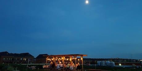 Les soupers de la nuit tombante: lune des moissons tickets