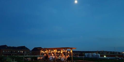 Les soupers de la nuit tombante: lune des moissons