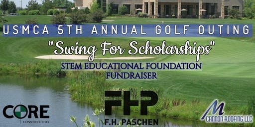 USMCA 'Swing for Scholarships' Fundraiser