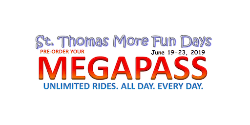 STM Fun Days MEGAPASS Pre-Sale 2019