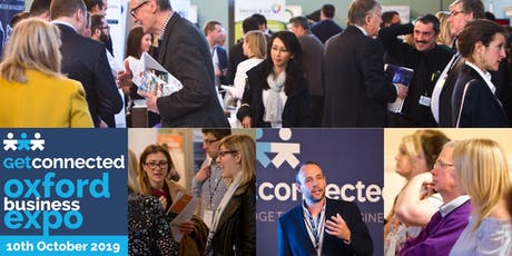 Get Connected Business Expo OXFORD tickets