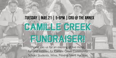 Camille Creek Fundraiser