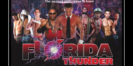 Florida Thunder Magic Mike Nights tickets