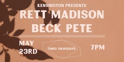 Rett Madison + Beck Pete