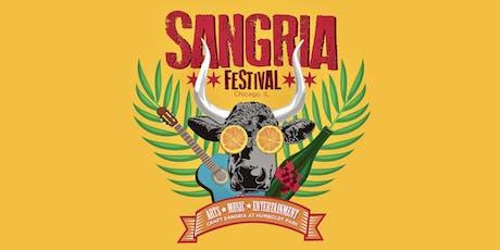Sangria Festival Chicago tickets