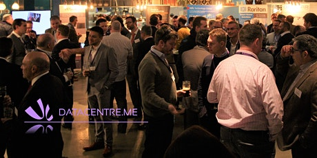 "DATACENTRE.ME ""Data Centre Design & Build"" NETWORKING SESSION - TUESDAY 25 Feb 2020 tickets"