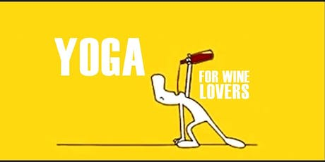 Let Loose with Yoga & Wine tickets