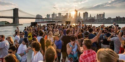 Latina Boat Party - NYC Yacht Cruise around Manhattan - Saturday Night August 3rd