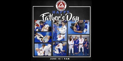 Gracie Barra Chino Father's Day Event