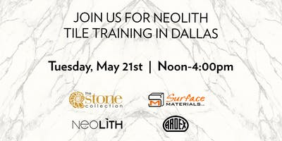 Neolith Tile Training